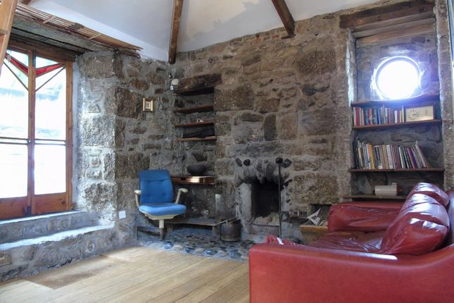 Thumbnail Semi-detached house for sale in Virgin Place, Mousehole, Penzance, Cornwall