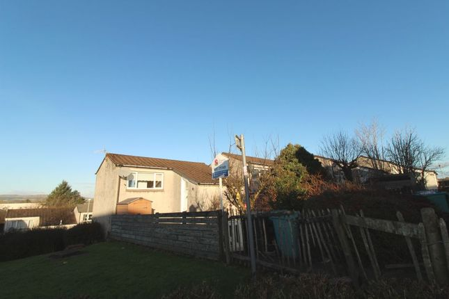 Thumbnail Terraced house to rent in Birch Road, Cumbernauld, North Lanarkshire