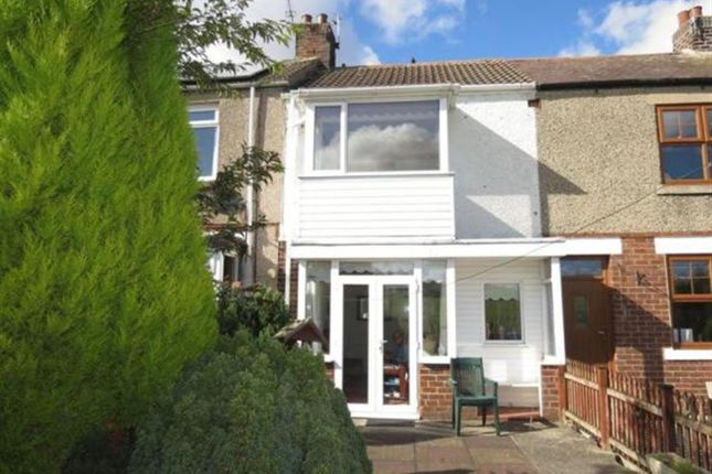 Thumbnail Terraced house for sale in Burn Valley Gardens, Station Town, Wingate