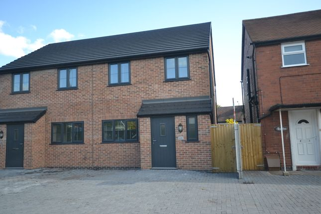 New Road, Madeley, Crewe CW3