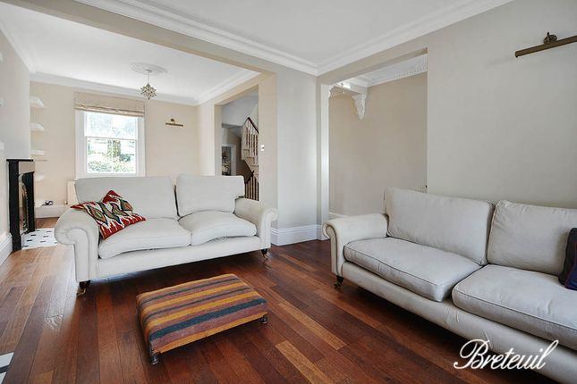 Thumbnail Terraced house to rent in Reporton Road, London