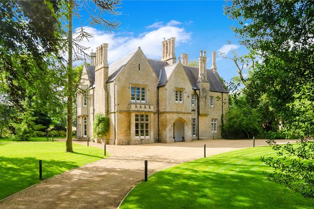 Thumbnail Detached house for sale in Sudbrook Heath, Ancaster, Grantham