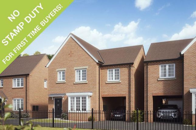 Thumbnail Detached house for sale in Forester's Gate, Midland Road, Swadlincote