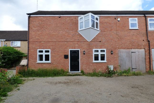 Thumbnail Terraced house to rent in New Road, Woodston