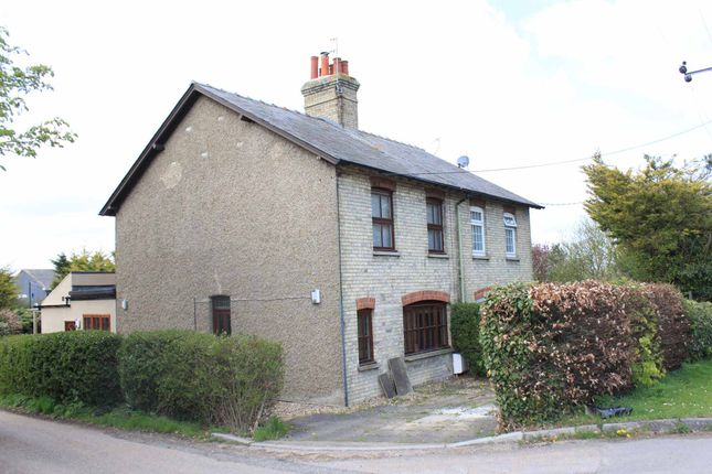 Thumbnail Detached house to rent in Heath Road, Burwell