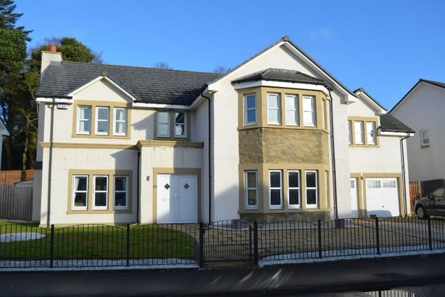 Detached house for sale in Helenslee Road, Dumbarton, West Dunbartonshire