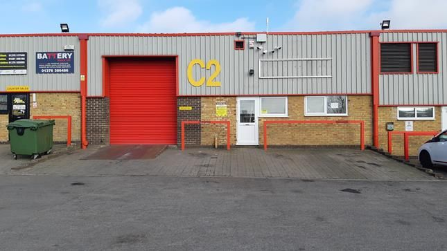 Thumbnail Light industrial to let in Unit Briarsford Industrial Estate, Perry Road, Witham, Essex