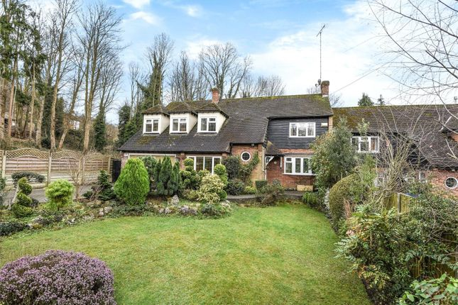 Thumbnail Semi-detached house for sale in Wellington Hill, Loughton, Essex