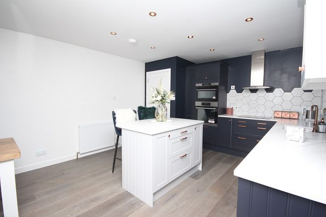 Kitchen Area of Barnsdale 12 Resaurie, Inverness IV2