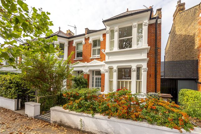 Thumbnail Semi-detached house for sale in Prebend Gardens, London