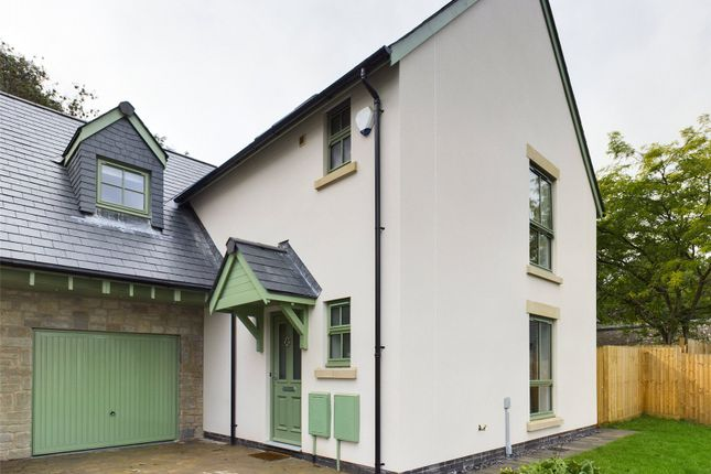 Thumbnail Semi-detached house for sale in The Oaks, Llangattock, Crickhowell, Powys