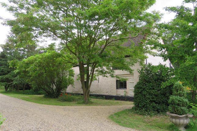 Thumbnail Barn conversion to rent in Flordon Road, Bracon Ash, Norwich