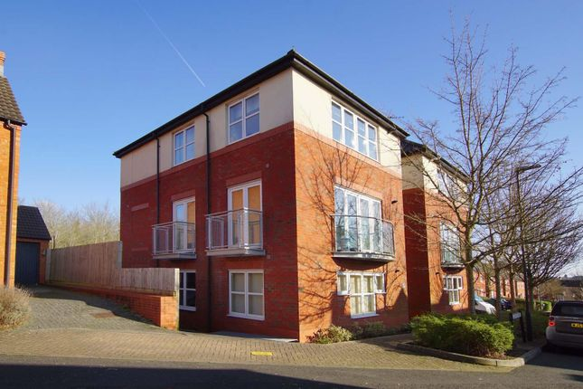 Thumbnail Flat for sale in Blandamour Way, Southmead, Bristol