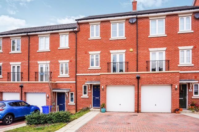 Thumbnail Town house for sale in Pearmain Lane, Ipswich