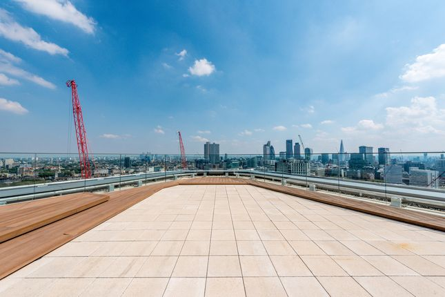 Thumbnail Flat to rent in The Eagle Penthouse, London