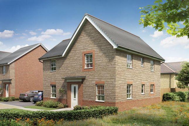 "Thumbnail Detached house for sale in ""Alderney"" at Coat Road, Martock"