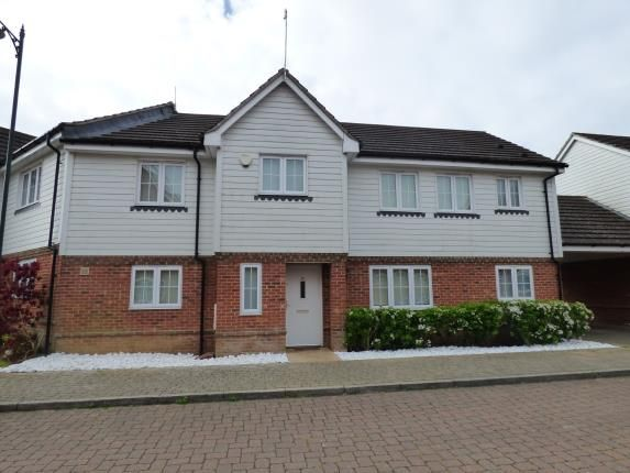 Thumbnail Semi-detached house for sale in Charlotte Drive, Kings Hill, West Malling