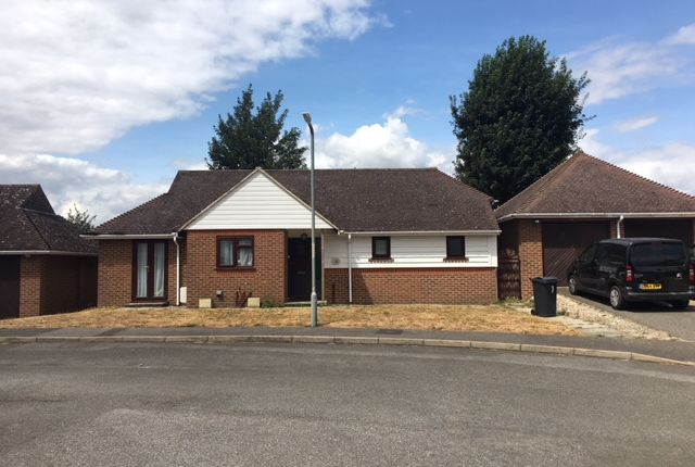 Thumbnail Detached bungalow to rent in The Chestnuts, Smeeth, Ashford, Kent