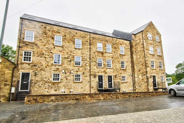 Thumbnail Town house for sale in The Derwent Flour Mill, Shotley Bridge, Consett