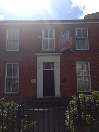 Office to let in Chorley New Road, Bolton, Greater Manchester