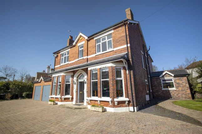 Thumbnail Detached house for sale in Carrs Crescent, Formby, Liverpool