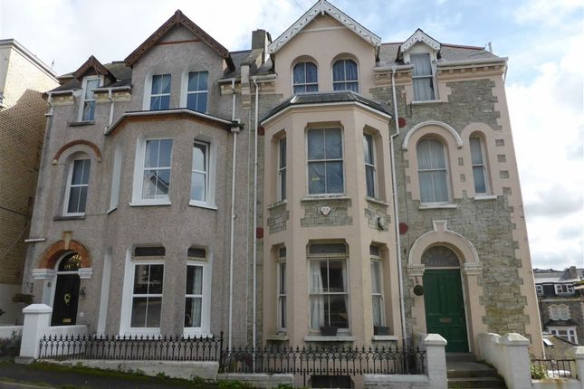 Thumbnail Semi-detached house for sale in Granville Road, Ilfracombe