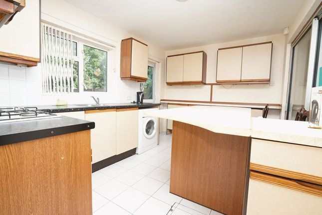 Thumbnail Terraced house to rent in Grantham Road, London