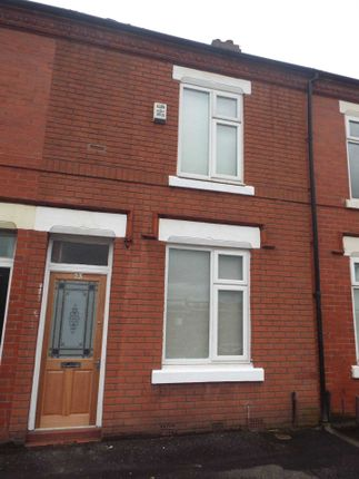 2 bed terraced house to rent in Levens Street, Salford