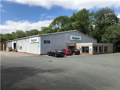 Thumbnail Light industrial to let in Former Magnet Premises, Felin Puleston, Wrexham, Wrexham