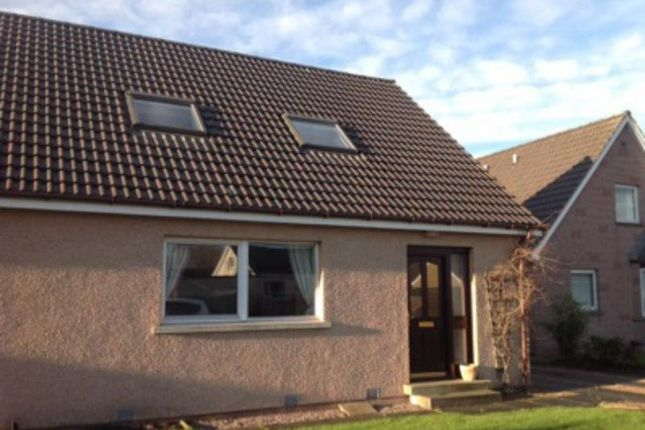 Thumbnail Semi-detached house to rent in Springfield Road, Kemnay