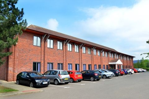 Office to let in City Office Park, Tritton Road, Lincoln