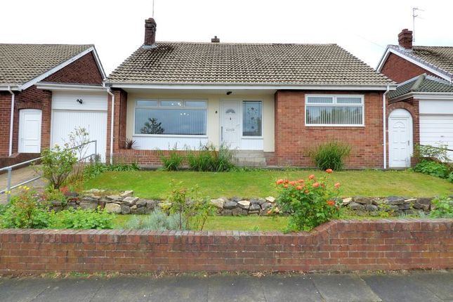 Thumbnail Detached bungalow for sale in Stapylton Drive, Sunderland