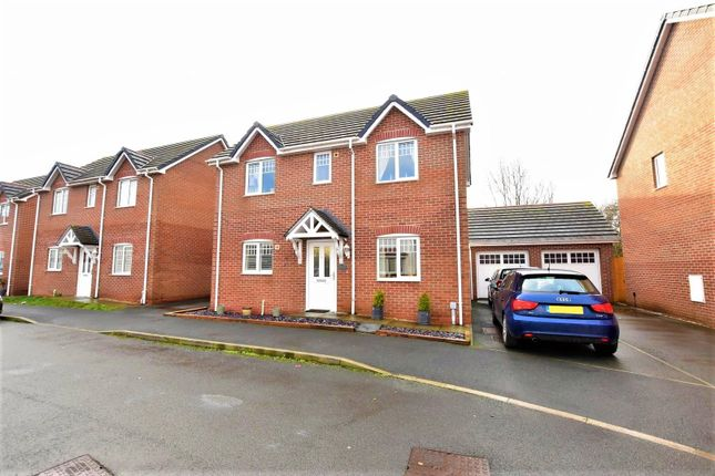 3 bed detached house for sale in Garden Village, Saltney, Chester CH4
