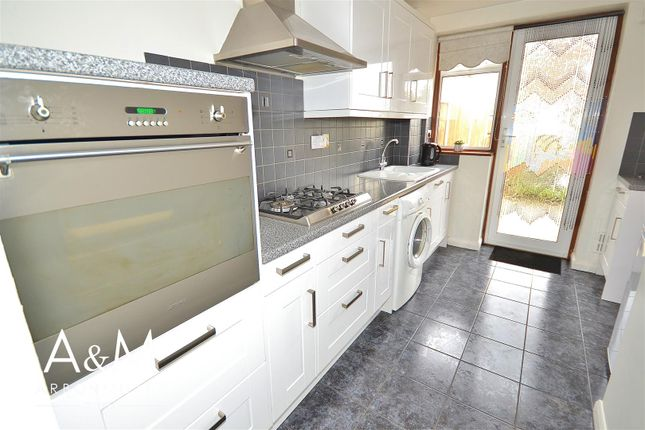 Kitchen of New North Road, Ilford IG6