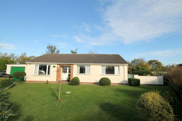 Thumbnail Detached bungalow for sale in Sturden Lane, Hambrook, Bristol