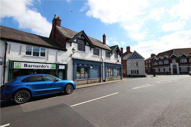 Thumbnail Retail premises to let in 1/5, Tatton Street, Knutsford, Cheshire