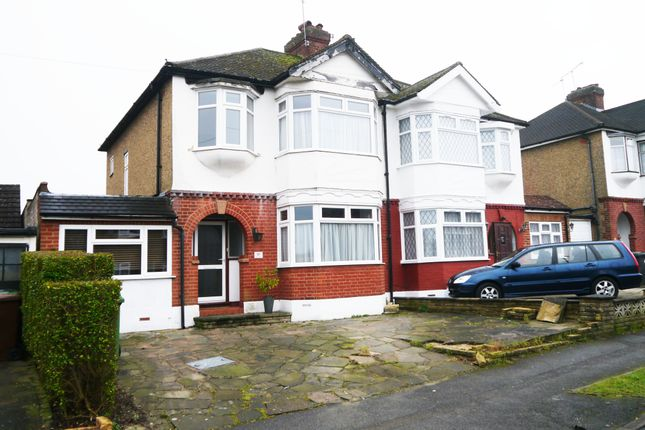 4 bed semi-detached house for sale in Aberdale Gardens, Potters Bar