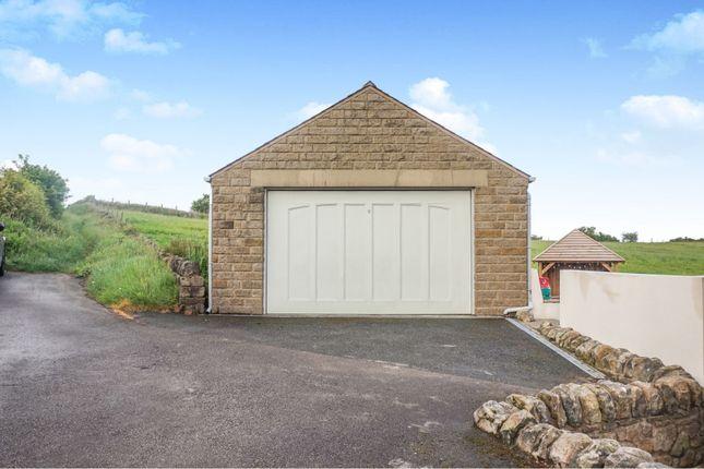 Garage of Spring View, Birtle, Bury BL9