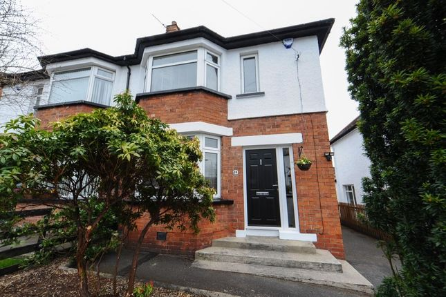 Thumbnail Semi-detached house for sale in Thornhill Park, Belfast