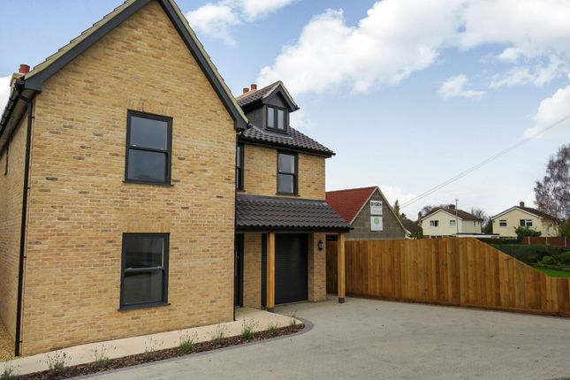 Thumbnail Detached house for sale in Ness Road, Burwell, Cambridge