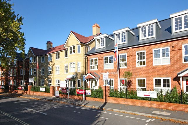 Thumbnail Flat for sale in North Close, Lymington, Hampshire