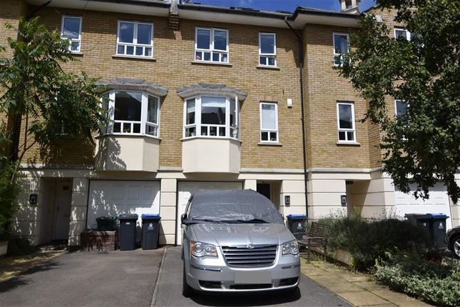 Thumbnail Town house to rent in Samuel Gray Gardens, Kingston Upon Thames