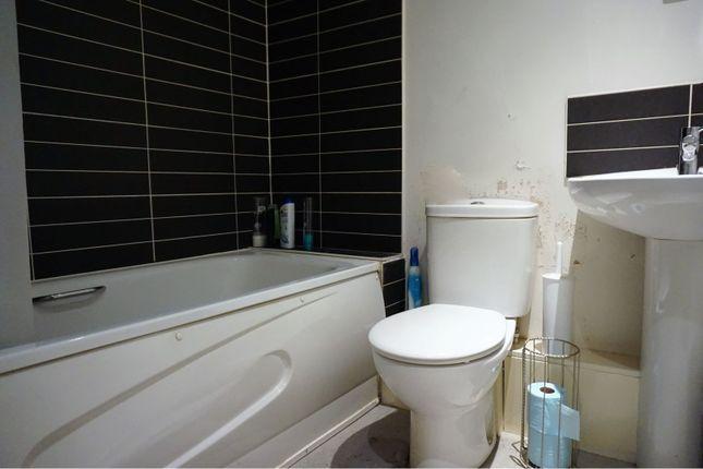 Bathroom of 25 West End Road, Morecambe LA4
