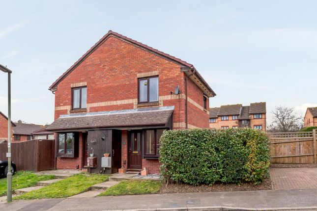 Thumbnail Semi-detached house for sale in Palmer Crescent, Ottershaw, Chertsey