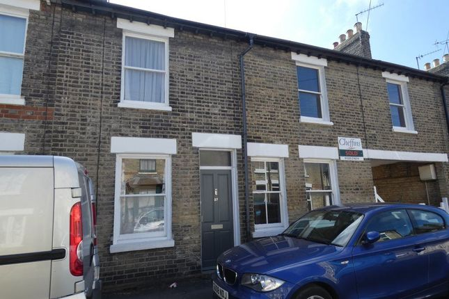 Thumbnail Property to rent in Cockburn Street, Cambridge