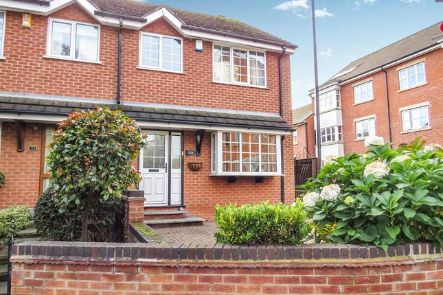 3 bed semi-detached house for sale in Markeaton Street, Derby