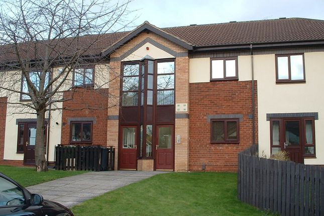 Thumbnail Flat for sale in Ryedale Court, Seacroft, Leeds