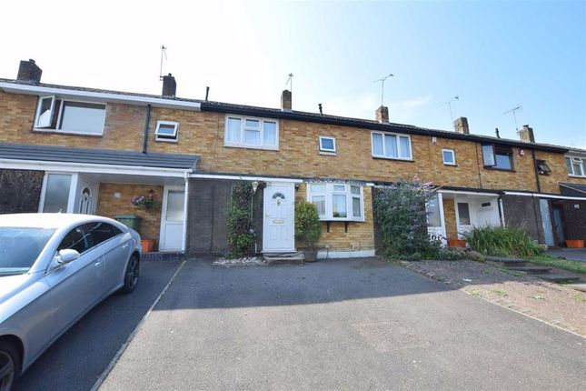 2 bed terraced house for sale in Codenham Straight, Kingswood, Basildon, Essex SS16