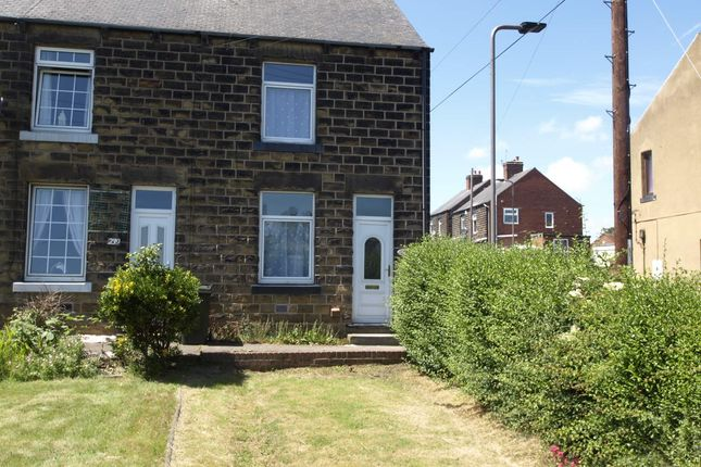 Thumbnail End terrace house to rent in Snydale Road, Cudworth, Barnsley