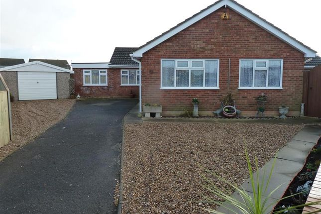 4 bed detached bungalow for sale in Brooke Drive, Mablethorpe